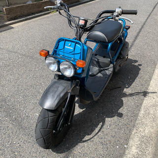 ホンダ - HONDAズーマー50cc低走行車