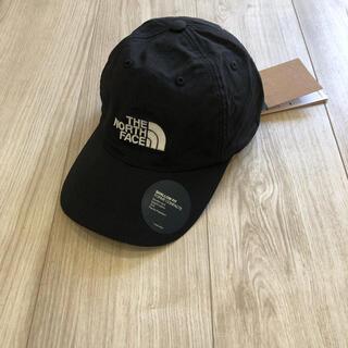 ザノースフェイス(THE NORTH FACE)のりゅあ様 専用 ノースフェイス ホライズン キャップ 白ロゴ ブラック S/M(キャップ)