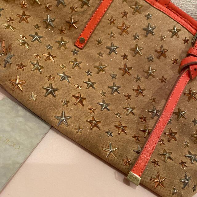 JIMMY CHOO(ジミーチュウ)のジミーチュウ サシャ トートバッグ レディースのバッグ(トートバッグ)の商品写真