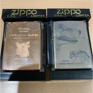 ZIPPO - zippo ライター 新品未使用