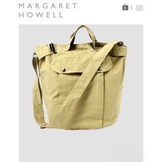 MARGARET HOWELL - マーガレット・ハウエル バッグ 新品