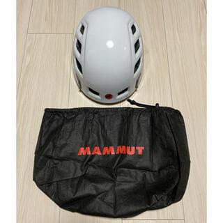 マムート(Mammut)のVOSTRO様専用 マムート ROCK RIDER  ヘルメット(登山用品)