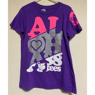 エイティーエイティーズ(88TEES)の【88tees】パープル半袖Tシャツ♪~6~(Tシャツ/カットソー)