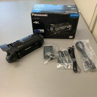 Panasonic - パナソニック4Kビデオカメラ HC-WX990M