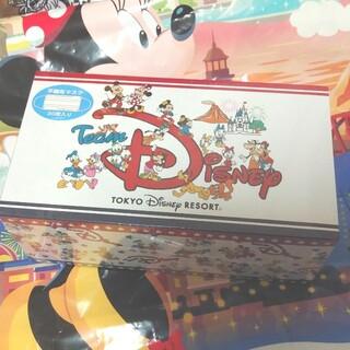 Disney - ディズニー チームディズニー マスクケース 収納ボックス