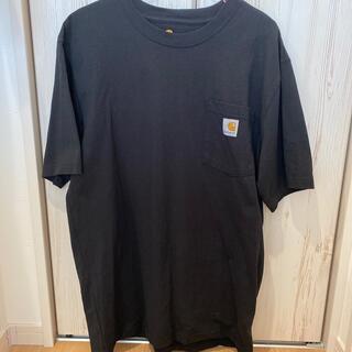 carhartt - カーハート ビッグポケットTシャツ
