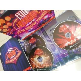 エグザイル(EXILE)の《スペシャルゲスト 清木場俊介》EXILE ATSUSHI LIVE DVD(ミュージック)