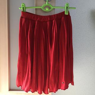 アメリカンアパレル(American Apparel)のアーノルドパーマースカート(ひざ丈スカート)