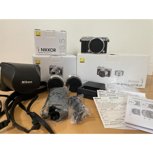 Nikon(ニコン)のNikon 1 J5 スマホ/家電/カメラのカメラ(ミラーレス一眼)の商品写真