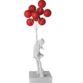 MEDICOM TOY - Flying Balloons Girl medicom toy 古美品 箱付き