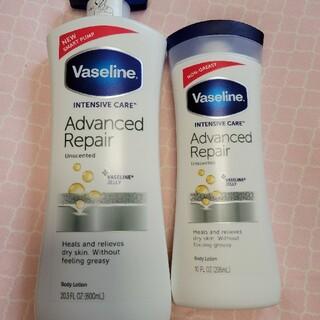 ユニリーバ(Unilever)のヴァセリン アドバンスドリペア ボディーローション(ボディローション/ミルク)