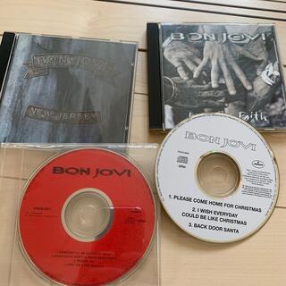 BON JOVI 4枚セットCD(ポップス/ロック(洋楽))