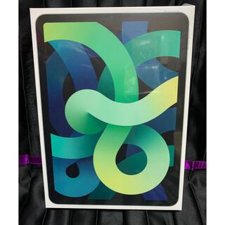 Apple - 新品 iPad Air4 64GB Wi-Fiモデル  グリーン 保証未開始品