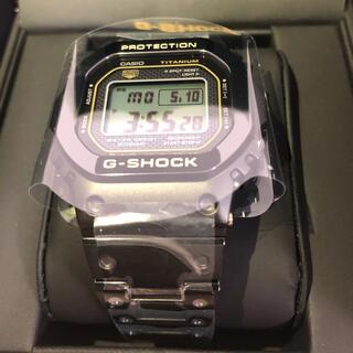 G-SHOCK - 【新品未使用】GMW-B5000TB-1JR 限定品 G-SHOCK 付属品完備
