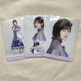ノギザカフォーティーシックス(乃木坂46)の山下美月 スペシャル衣装26 コンプ(アイドルグッズ)