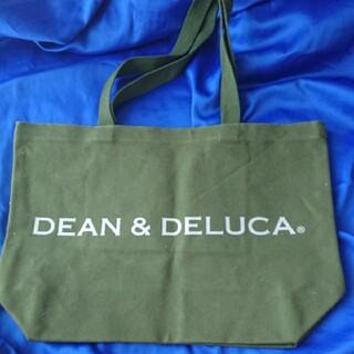 DEAN & DELUCA - DEAN&DELUCA ディーン&デルーカ トートバッグ エコバッグ カーキ
