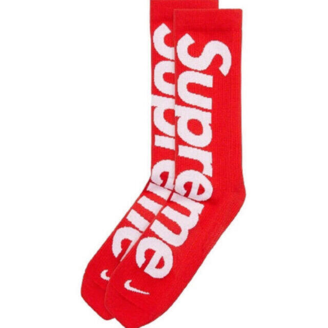 Supreme(シュプリーム)のSupreme Nike Lightweight Crew Socks ソックス メンズのレッグウェア(ソックス)の商品写真