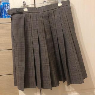制服 スカート(ひざ丈スカート)