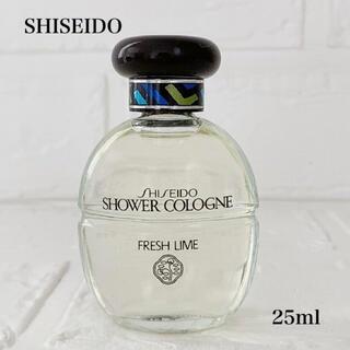 シセイドウ(SHISEIDO (資生堂))の未使用 廃盤 資生堂 SHISEIDO  シャワーコロン オーデコロン 25ml(香水(女性用))