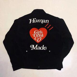 GDC - Girls Don't Cry × HUMAN MADE WORK JACKET