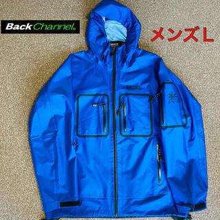 Back Channel - 美品!Back Channel (バックチャンネル)マウンテンパーカー メンズL
