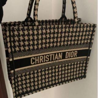 Christian Dior - 美品 Dior Book Tote トートバッグ