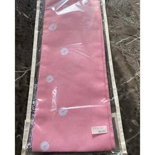 着物用帯 ピンク(帯)