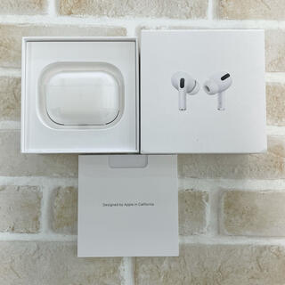 Apple - Apple airpods pro MWP22J/A ワイヤレスイヤフォン