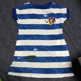 グラニフ(Design Tshirts Store graniph)のエルマー ワンピース(ワンピース)