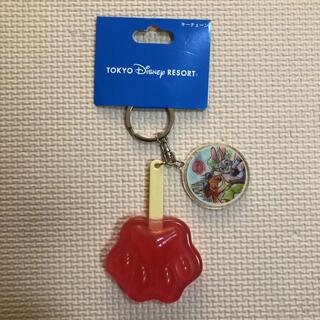 Disney - ズートピア アイス キーチェーン ディズニー