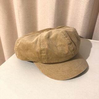レトロガール(RETRO GIRL)のRETORO GIRL 帽子 キャップ(キャスケット)