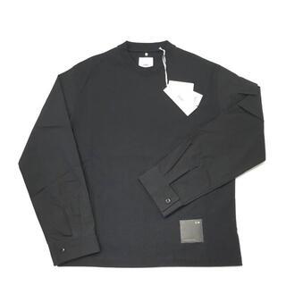 新品 OAMC Colonel T-Shirt コットン 切り替え ロンT(Tシャツ/カットソー(七分/長袖))