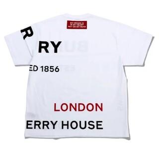 BURBERRY -  BURBERRY Horseferry ロゴプリント Tシャツ