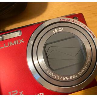 パナソニック(Panasonic)のLUMIX DMC-TZ7(コンパクトデジタルカメラ)