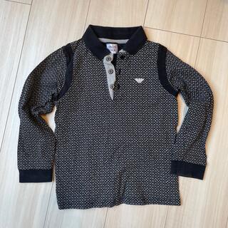 アルマーニ ジュニア(ARMANI JUNIOR)のアルマーニジュニア ロング ポロシャツ(Tシャツ/カットソー)