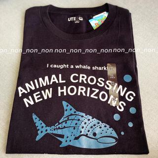UNIQLO - 新品 UNIQLO ユニクロ あつまれどうぶつの森 サメ UT あつ森 XL