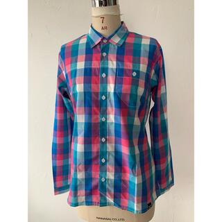 ホグロフス(Haglofs)のホグロフス チェックシャツ haglofs S レディース(登山用品)
