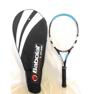 バボラ(Babolat)の【送料無料】①バボラ/babolaT『ピュアドライブ』ケース付き テニスラケット(ラケット)