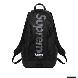 SUPREME backpack バックパック 20SS ブラック