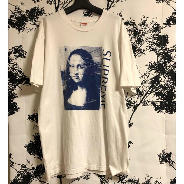 Supreme(シュプリーム)のSupreme Mona Lisa Tee [L] メンズのトップス(Tシャツ/カットソー(半袖/袖なし))の商品写真