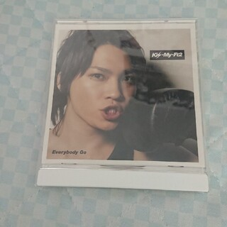 Kis-My-Ft2 - Kis-My-Ft2CD(二階堂高嗣君)