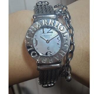 シャリオール(CHARRIOL)の*シャリオール 限定モデル レディースウォッチ*(腕時計)