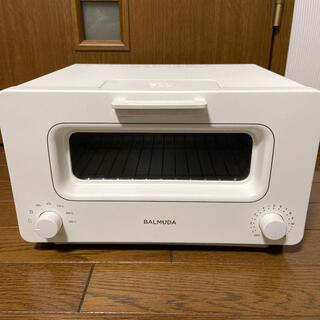 BALMUDA - バルミューダ BALMUDA トースター ホワイト