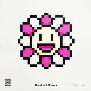 村上隆 新作Murakami.Flower #0000(版画)