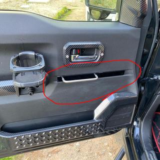 ジムニー JB64 シエラ JB74 パネル ドア 運転席 助手席 ブラック