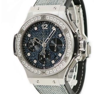 ウブロ(HUBLOT)のウブロ  ビッグバン ジーンズ クロノ 341.SX.2770.NR.1(腕時計(アナログ))