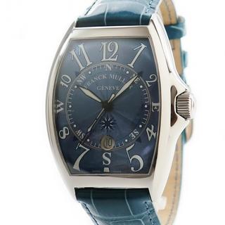 フランクミュラー(FRANCK MULLER)のフランクミュラー  トノウカーベックス マリナーブルージーン 8080S(腕時計(アナログ))