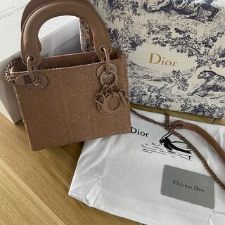 Dior - Lady Dior ミディアムバッグ