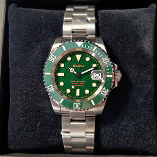 SEIKO - 300M防水「MM300 サブマリーナカスタム•ハルク」自動巻腕時計