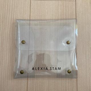 ALEXIA STAM - ALEXIASTAM ビニールポーチ